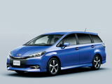 Toyota Wish 1.8S 2012 wallpapers