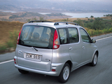 Toyota Yaris Verso 1999–2003 photos
