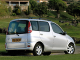 Toyota Yaris Verso 1999–2003 pictures