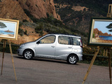 Toyota Yaris Verso 2003–06 wallpapers