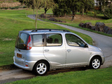 Toyota Yaris Verso 1999–2003 wallpapers