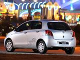 Images of Toyota Yaris Zen 2010–11