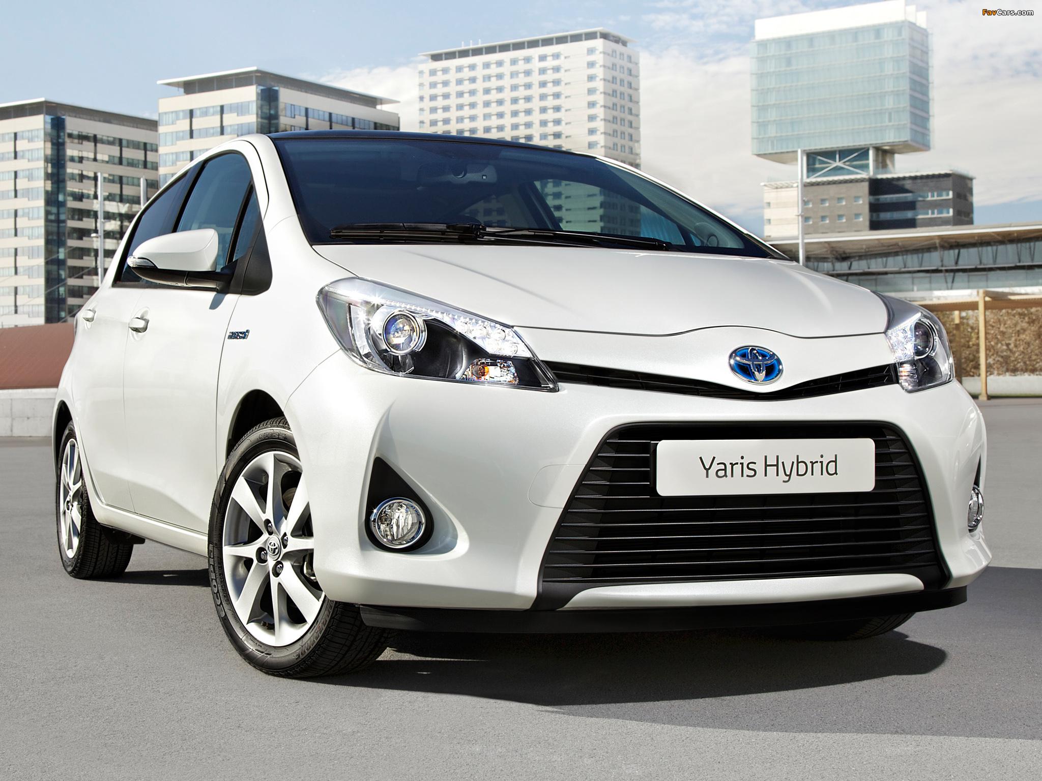 Toyota Prius - технические характеристики и комплектации