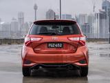 Images of Toyota Yaris ZR AU-spec 2017
