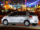 Photos of Toyota Yaris Zen 2010–11