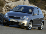 Pictures of Toyota Yaris T-Sport 2003–05