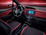 Pictures of Toyota Yaris Hybrid Bi-Tone 2017