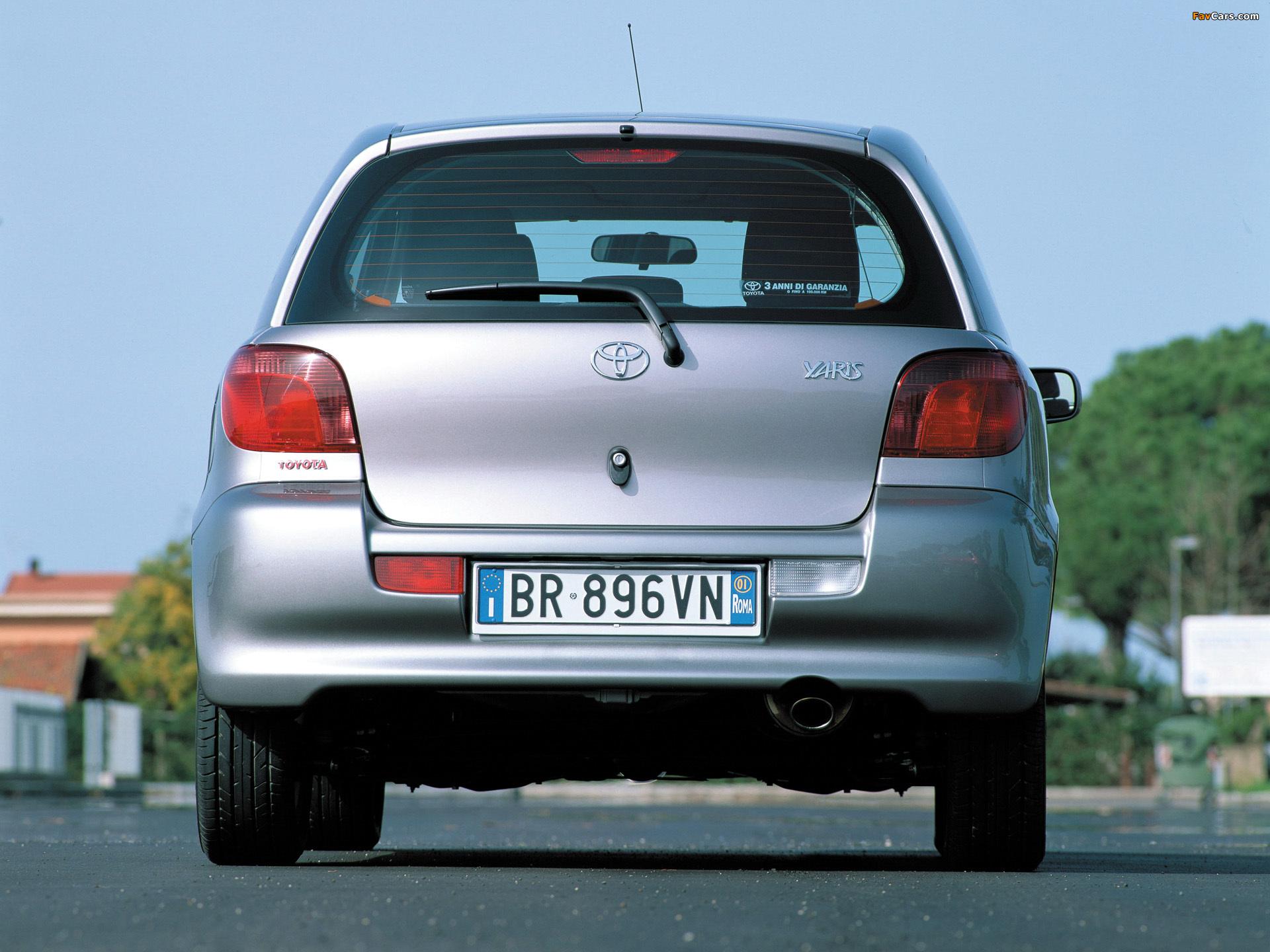 Toyota Yaris gebraucht kaufen bei AutoScout24