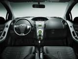 Toyota Yaris 5-door 2005–09 wallpapers