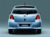 Toyota Yaris S Limited TH-spec 2009 wallpapers
