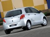 Toyota Yaris Zen 2010–11 pictures