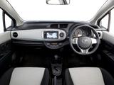 Toyota Yaris 3-door AU-spec 2011 images