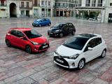 Toyota Yaris 2011 photos