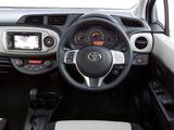 Toyota Yaris 3-door AU-spec 2011 wallpapers