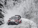 Toyota Yaris WRC (XP130) 2017 images