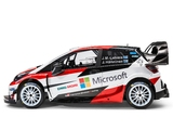 Toyota Yaris WRC (XP130) 2017 pictures