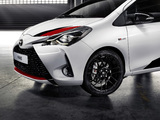 Toyota Yaris GRMN 2017 wallpapers