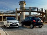 Toyota Yaris 2011 wallpapers