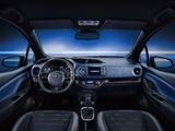 Toyota Yaris Hybrid Bi-Tone 2017 wallpapers
