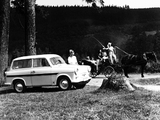 Trabant 600 Universal 1962–64 pictures