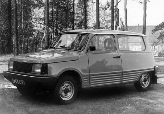 Trabant Prototyp