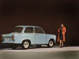 Trabant 601 1963–89 photos