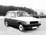 Trabant 601 WE II Prototype 1982 pictures