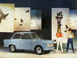 Trabant 601 1963–89 wallpapers