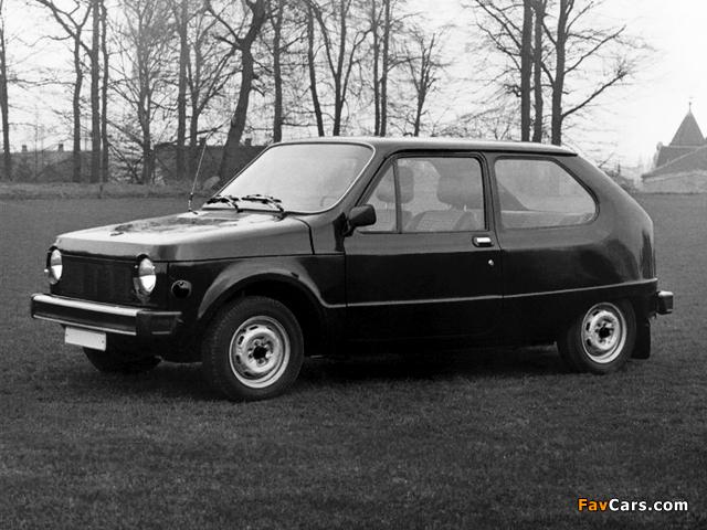 Pictures of Trabant P610 Prototype 1971 (640 x 480)