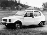Trabant P610 Prototype 1973 pictures