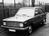 Trabant P603 Prototype 1967 wallpapers