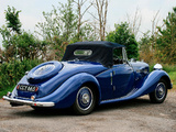 Triumph Dolomite Roadster 1937–39 pictures