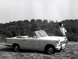 Pictures of Triumph Herald 1200 Convertible 1961–67