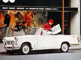 Triumph Herald 1200 Convertible 1961–67 wallpapers