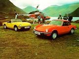 Triumph Spitfire 1500 1974–80 photos