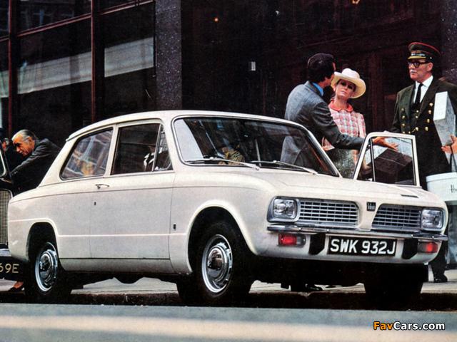 Pictures of Triumph Toledo 2-door 1970–75 (640 x 480)