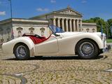 Photos of Triumph TR3 1955–57