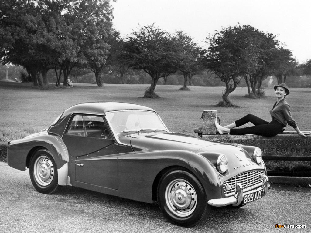 Triumph TR3A 1957–62 images (1024 x 768)