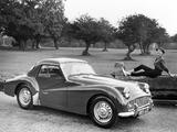 Triumph TR3A 1957–62 images