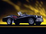 Triumph TR3A 1957–62 pictures