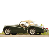 Triumph TR3A 1957–62 wallpapers