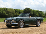 Triumph TR4 1961–65 photos