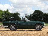 Triumph TR4 1961–65 wallpapers