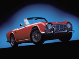 Triumph TR4A 1965–68 wallpapers