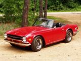 Triumph TR6 1969–76 photos