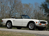 Triumph TR6 1969–76 wallpapers
