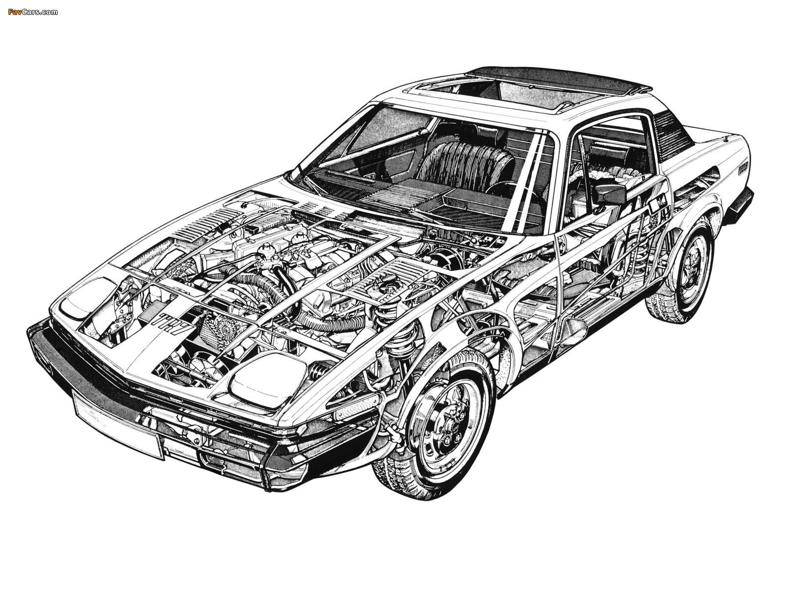 Images of Triumph TR7 1974–81 (1600 x 1200)
