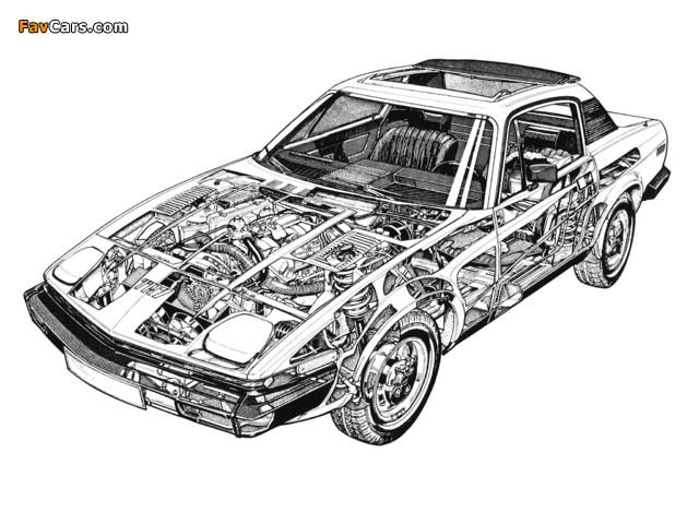 Images of Triumph TR7 1974–81 (640 x 480)