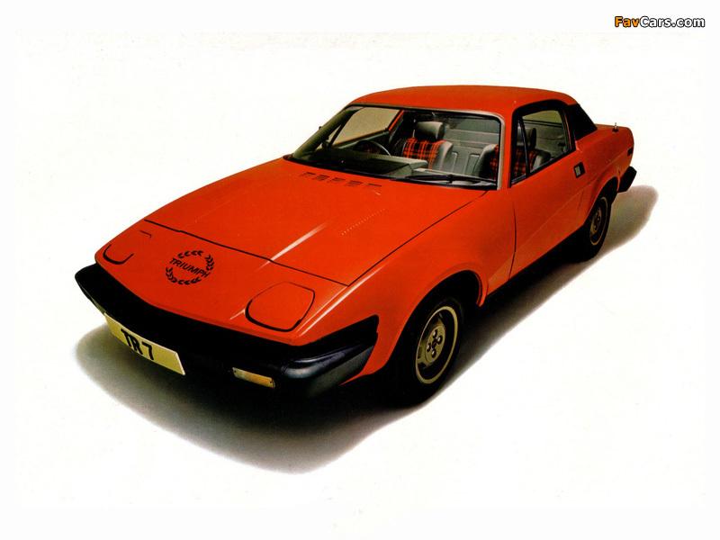 Pictures of Triumph TR7 1974–81 (800 x 600)