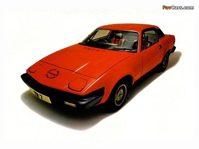 Pictures of Triumph TR7 1974–81 (640 x 480)